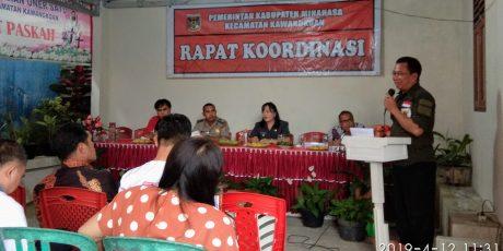 Panwas Deteksi Oknum Kaling Mendata Pendukung Caleg di Minahasa