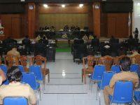 JFE-SAS Hadiri Rapat Paripurna Penutupan Masa Persidangan Pertama