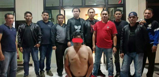 Hadang Polisi dengan Kunci Roda, Roli Dibekuk Timsus Totosik