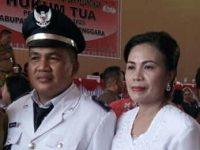 Dilantik James Sumendap,Markus Korua Sah Hukum Tua Ratatotok Selatan