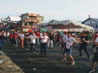 Door Price, CFD dan Olah Raga Warnai Kemitraan KPKB KGPM Sentrum dan GPdI Galelia Kawangkoan