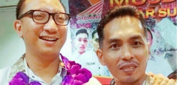 Ketua TIDAR Sulut Ajak Masyarakat Sukseskan Upacara Adat Tulude
