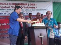 Hadiri HUT ke-56 Injil Masuk di Papua, GSVL Ajak Baku-baku Bae