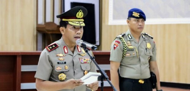 Awal Bertugas di Sulut, Kapolda Tri Hardjanto Setijab 3 Jabatan Ini