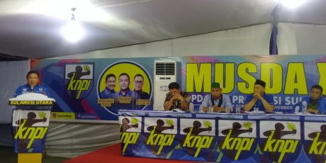 Jacko Apresiasi Kepemimpinan OD-SK Support KNPI Sulut