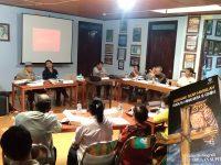 Diprakasai Touweru, Launching dan Bedah Buku Dr Bert Supit Sukses Digelar