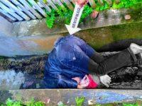 Astaga..! Pria 61 Tahun Tak Bernyawa di Dalam Selokan, Diduga Akibat Ini