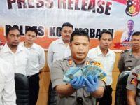 Polisi Sita Puluhan Juta Uang Palsu, Oknum Caleg Jadi Tersangka