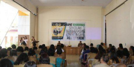 Pemkot Tomohon Gelar Sosialisasi Penilaian Sekolah Adiwiyata
