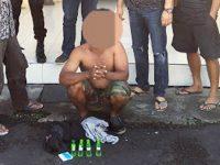 Spesialisasi Pencuri Waralaba di Sulut Dicengkram Totosik Tomohon